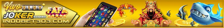 INDOBET303 Situs Joker Gaming Teraman