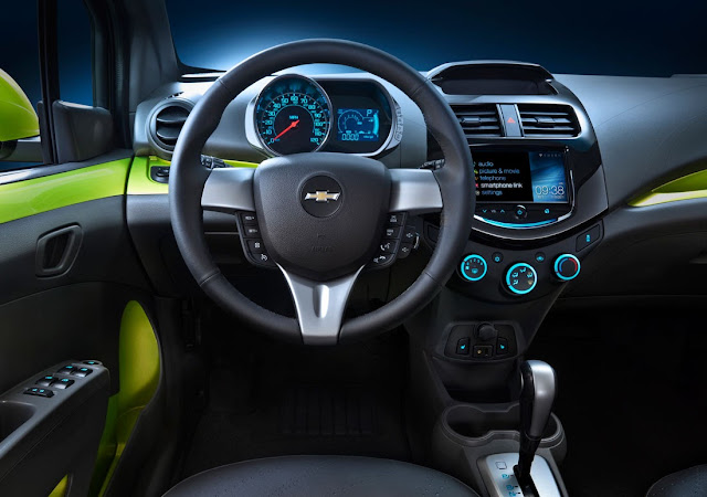 Nuevo Chevrolet Spark 2013