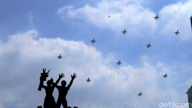 Ahli Pertahanan Dukung Pengambilalihan FIR dari Singapura