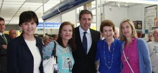 Hermanos Aragón, hijos de Miliki y Rita Álvarez