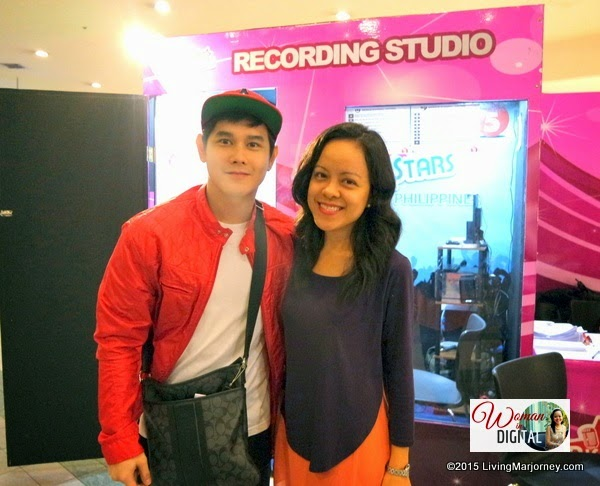 Mico Aytona, Rising Stars Philippines host