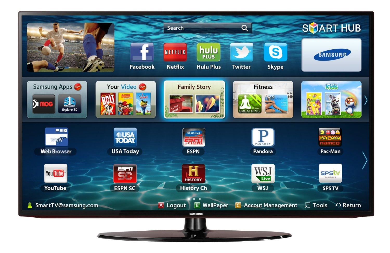 samsung un50eh5300 50inch 1080p 60hz led hdtv black - 50in Tv