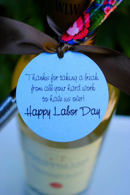 Labor Day Hostess Gift | www.jacolynmurphy.com