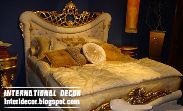 Home Decor Ideas: Luxury beds royal bed designs for kings bedroom