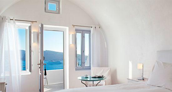Katikies Hotels - Santorini (Grecia)