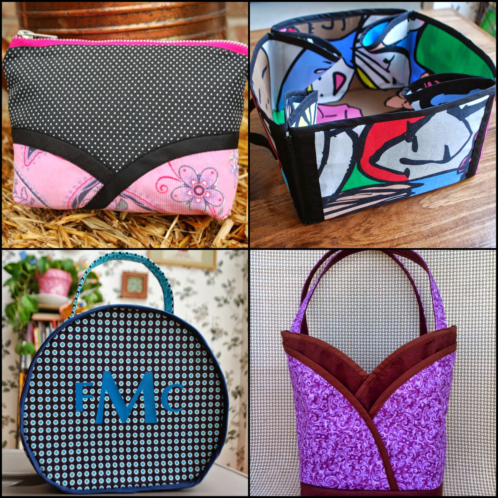 Convertible/Reversible Bag Tour and Giveaway!