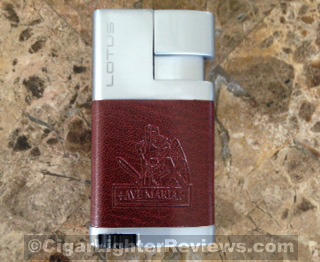 Lotus Ave Maria Single Torch Cigar Lighter