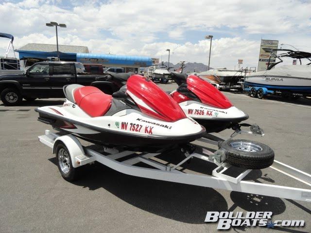 Boulder Boats Blog: 2007 Kawasaki STX-12F and 2008 Kawasaki STX-15F