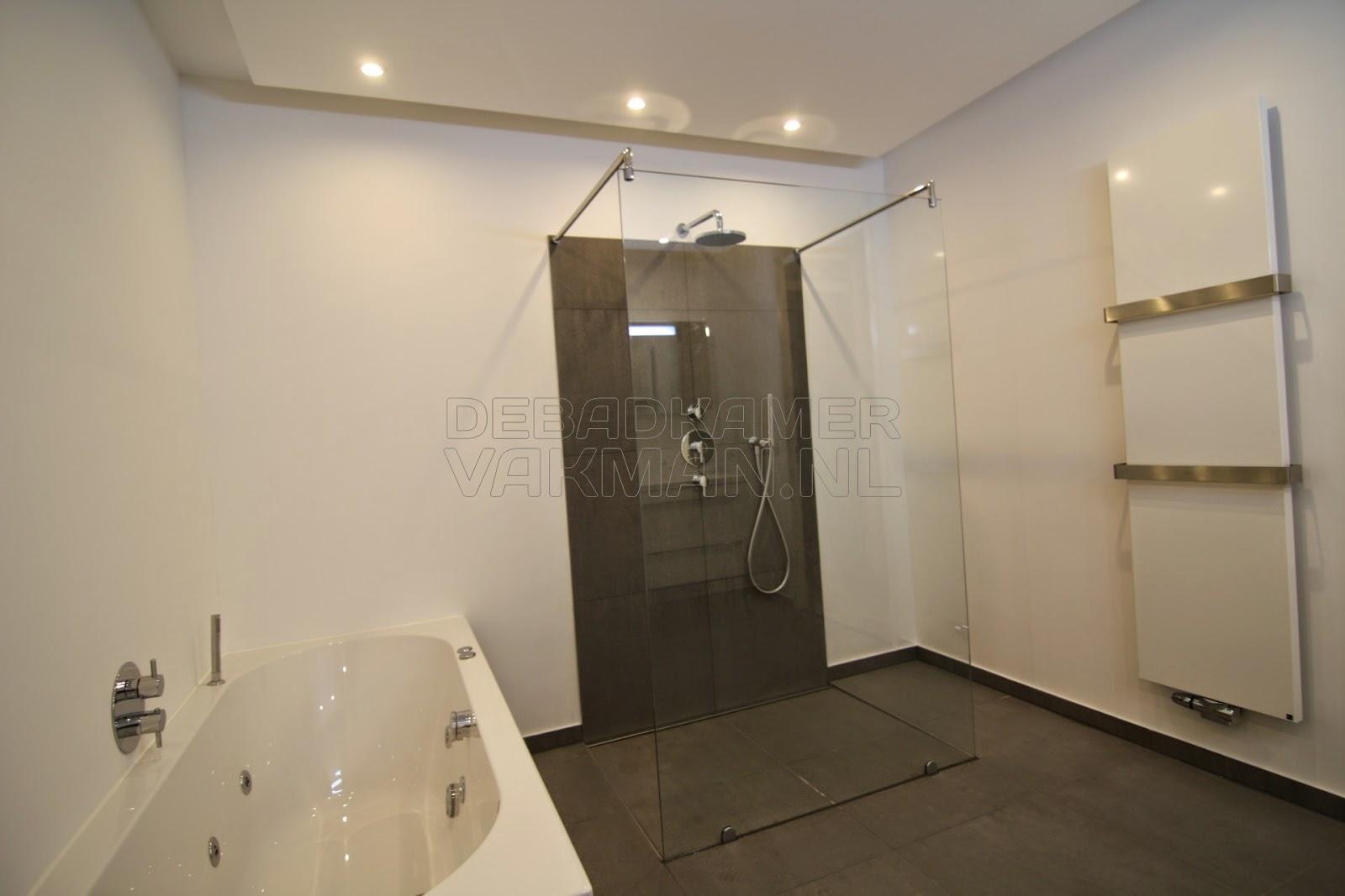 Badkamer ideeen plattegrond - Moderne design badkamer ...
