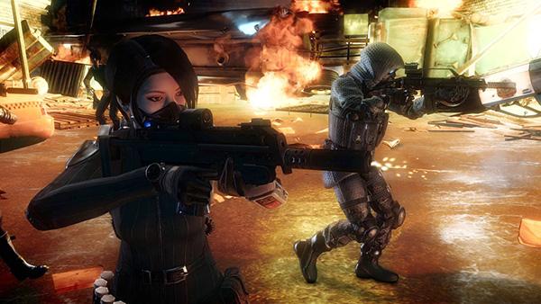 Resident Evil Operation Raccoon City - screenshot 3