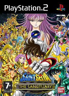 Saint Seiya: The Sanctuary Ps2 Iso Mega Ntsc Español Juegos Para PlayStation 2
