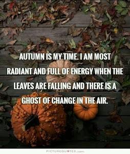 Fall Has My Heart...