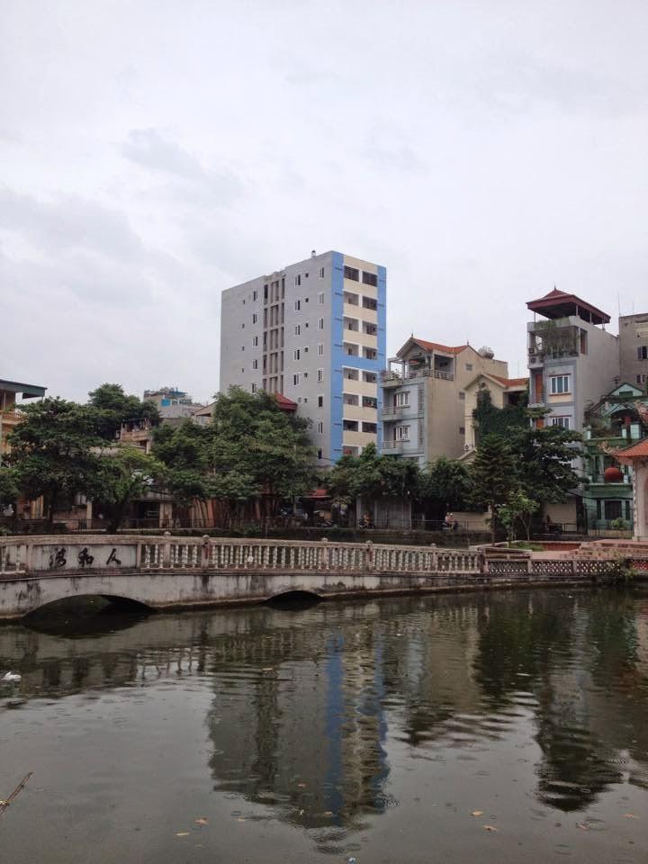 Mở bán chung cư mini Cự Lộc - Thanh Xuân đẹp nhất Hà Nội từ 940 triệu/căn