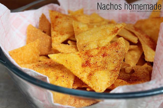 aperitivo in compagnia: nachos homemade