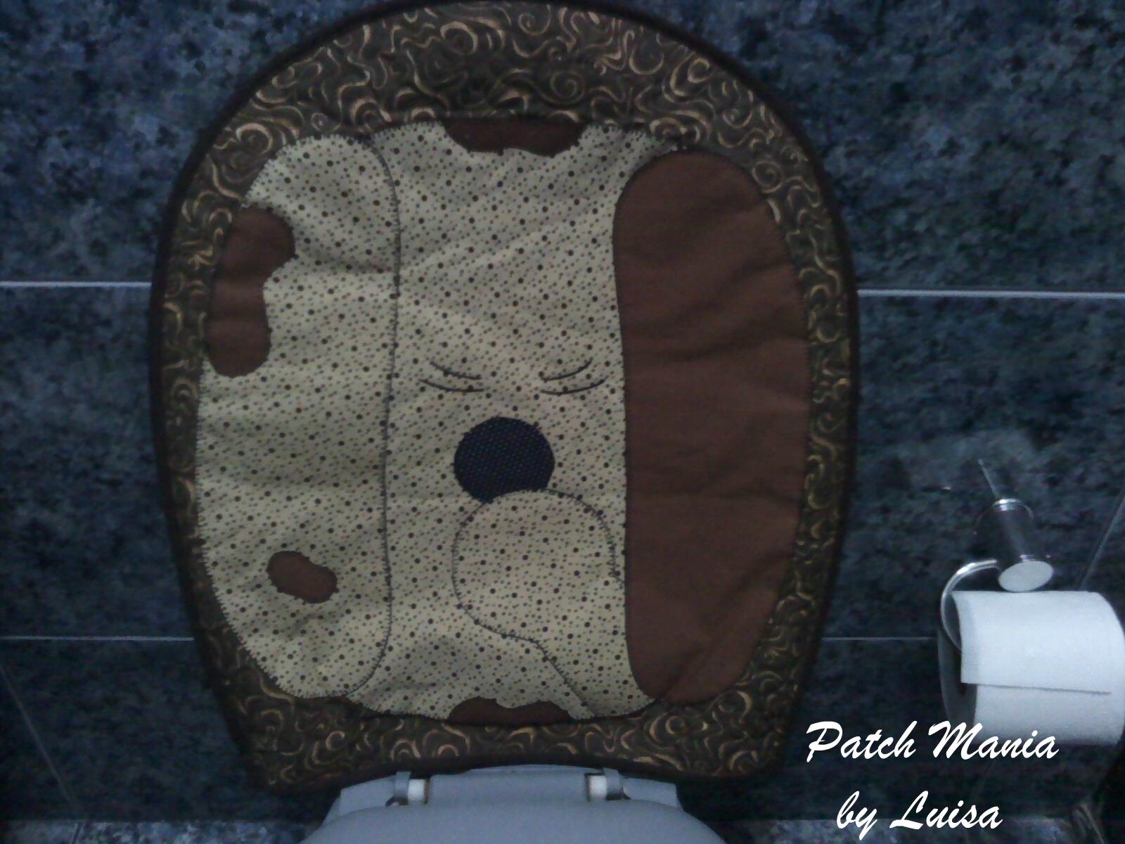 Patch Mania: Jogo de banheiro #3F668C 1600 1200