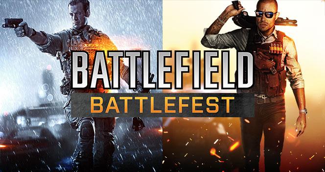 Uma nova temporada do Battlefest chegou para Battlefield 4 e Battlefield Hardline