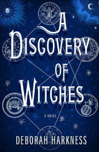 Book cover of A Discovery of Witches by Deborah Harkness