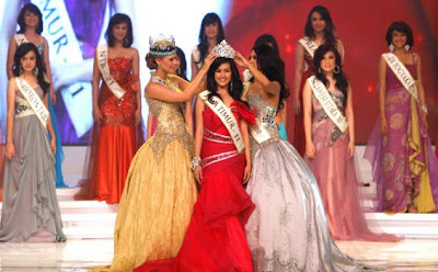 Miss Indonesia 2011