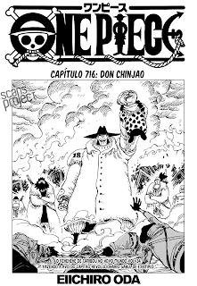 One Piece 716 Português Mangá leitura Online