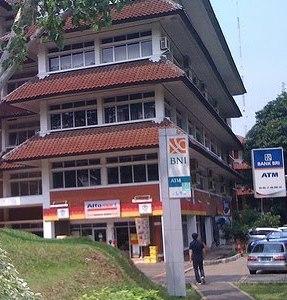 Minimarket Alfamart Fakultas Psikologi UI