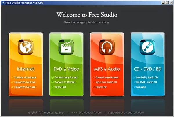 Free Studio الفيديو 2014,2015 8ط¨ط±ظ†%
