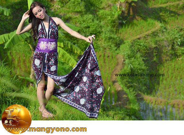 Batik Subang Warisan Budaya Milik Indonesia.