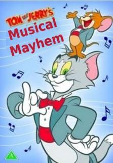 Tom and Jerry: Musical Mayhem [2013] [NTSC/DVDR] Ingles, Español Latino