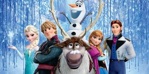 """Frozen es el """"Anime"""" del Año"""