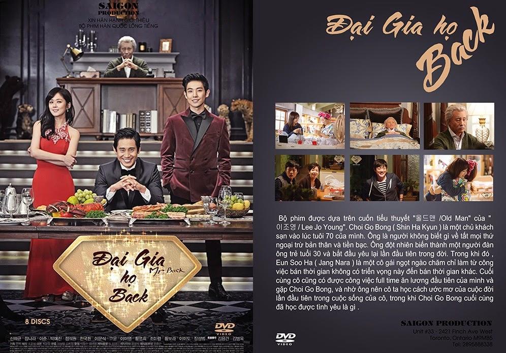 Đại Gia Họ Back - Mr. Back MBC 2014