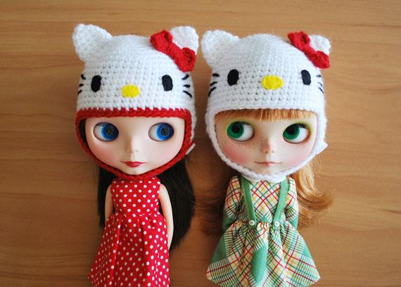 Sheree Forcier Blog New Crochet Hello Kitty Hats