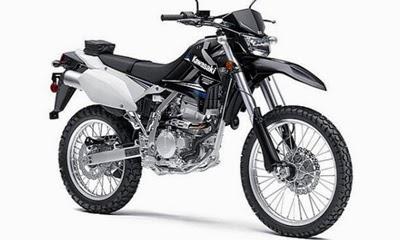 Kawasaki KLX 2014