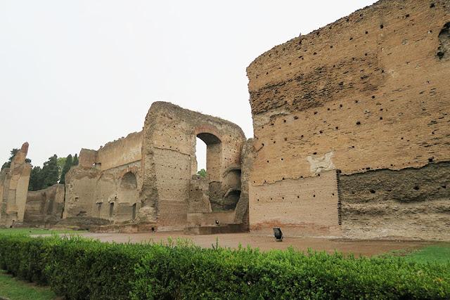 Terme Di Caracalla Rome, Italy
