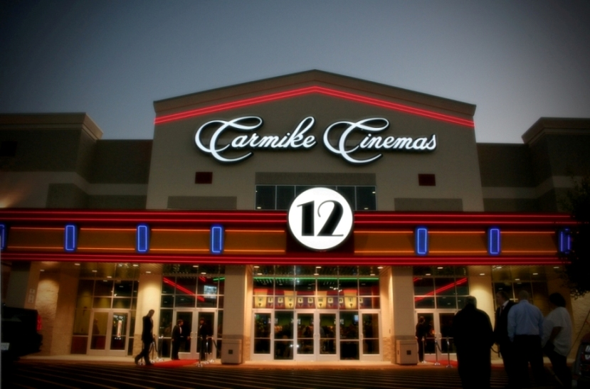 Carmike Cinemas  North Federal Hwy Pompano Beach Fl