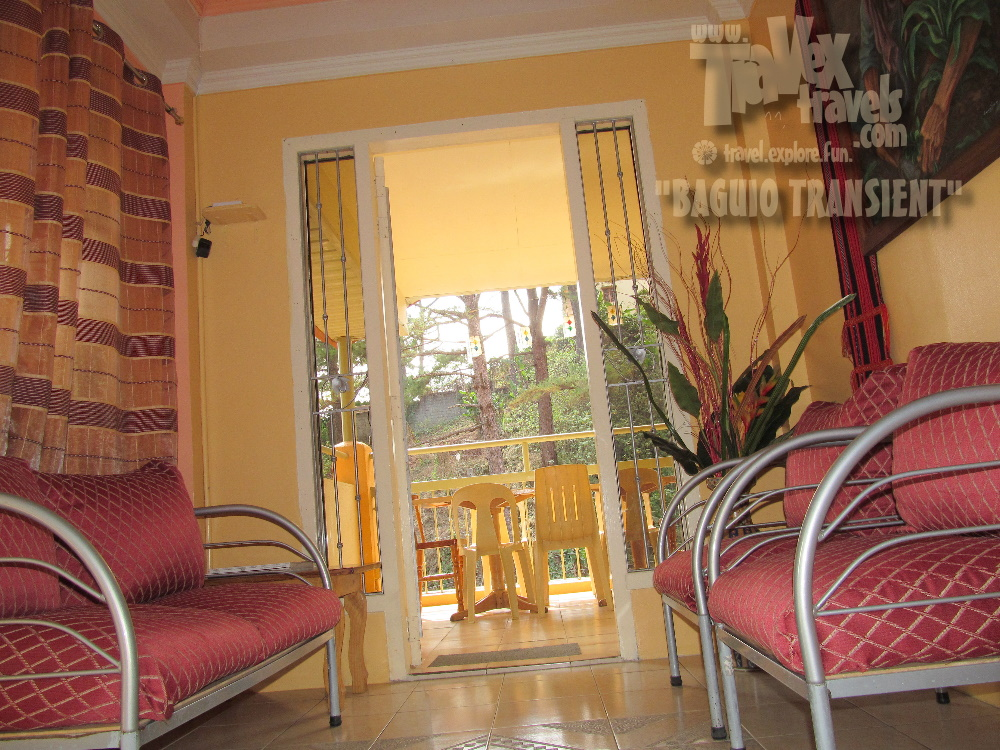 Baguio Transient May Be Your Next Holiday Home in Baguio City