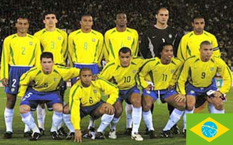 Finale de la coupe du Monde de Football 2002 Corée du Sud/Japon
