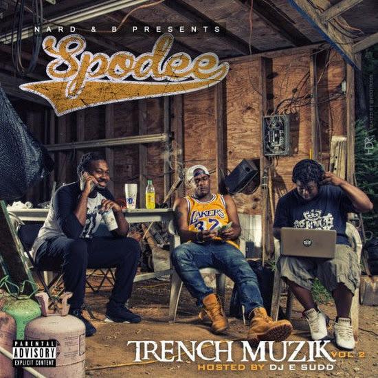 Mixtape: Spodee - Trench Muzik 2