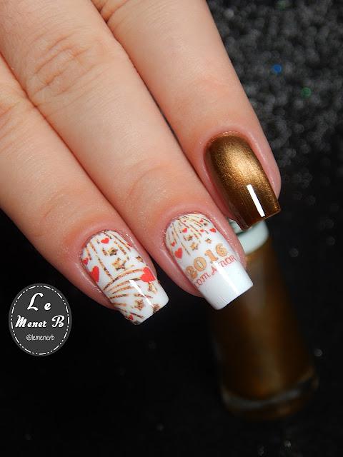 nail art reveillon