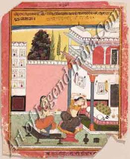 Ragini Varari Painting
