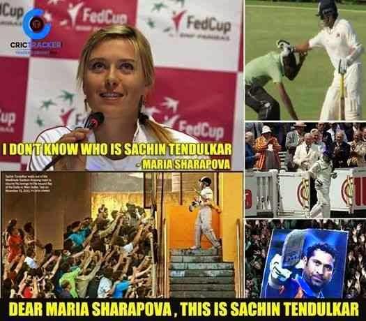 Viral Sharapova Meme