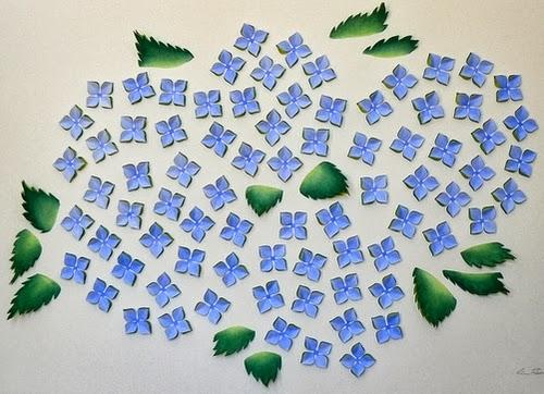 10-Hydrangeas-Hand-Cut-Paper-Work-Australian-Lisa-Rodden-www-designstack-co