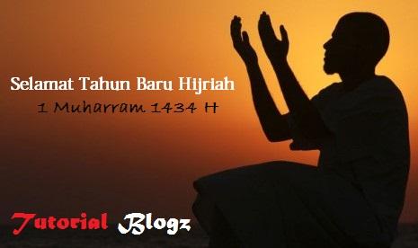 Selamat Tahun Baru Hijriah 1 Muharram 1434 H - Tak terasa waktu terus