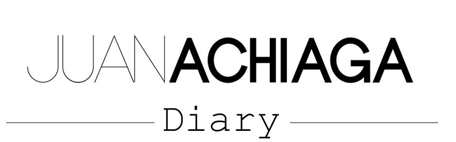 Juan Achiaga diary