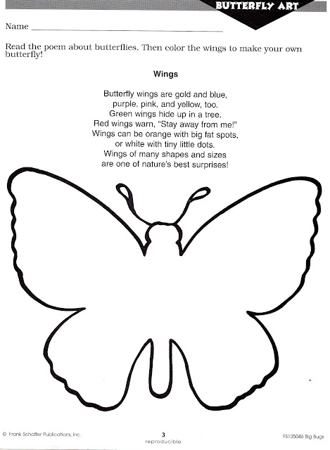 Butterfly Poems For Children | quotes.lol-rofl.com