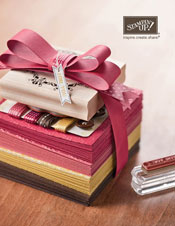 CATALOGO STAMPIN UP! 2012-2013