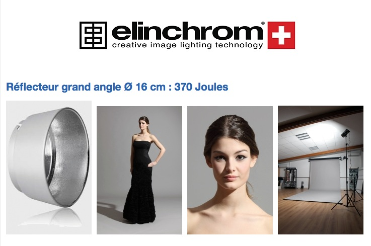 Shopping for light modifiers