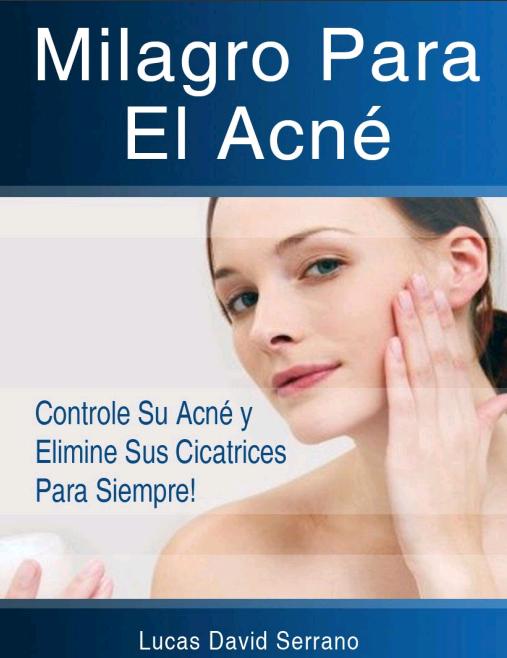 Milagro para el acne gratis
