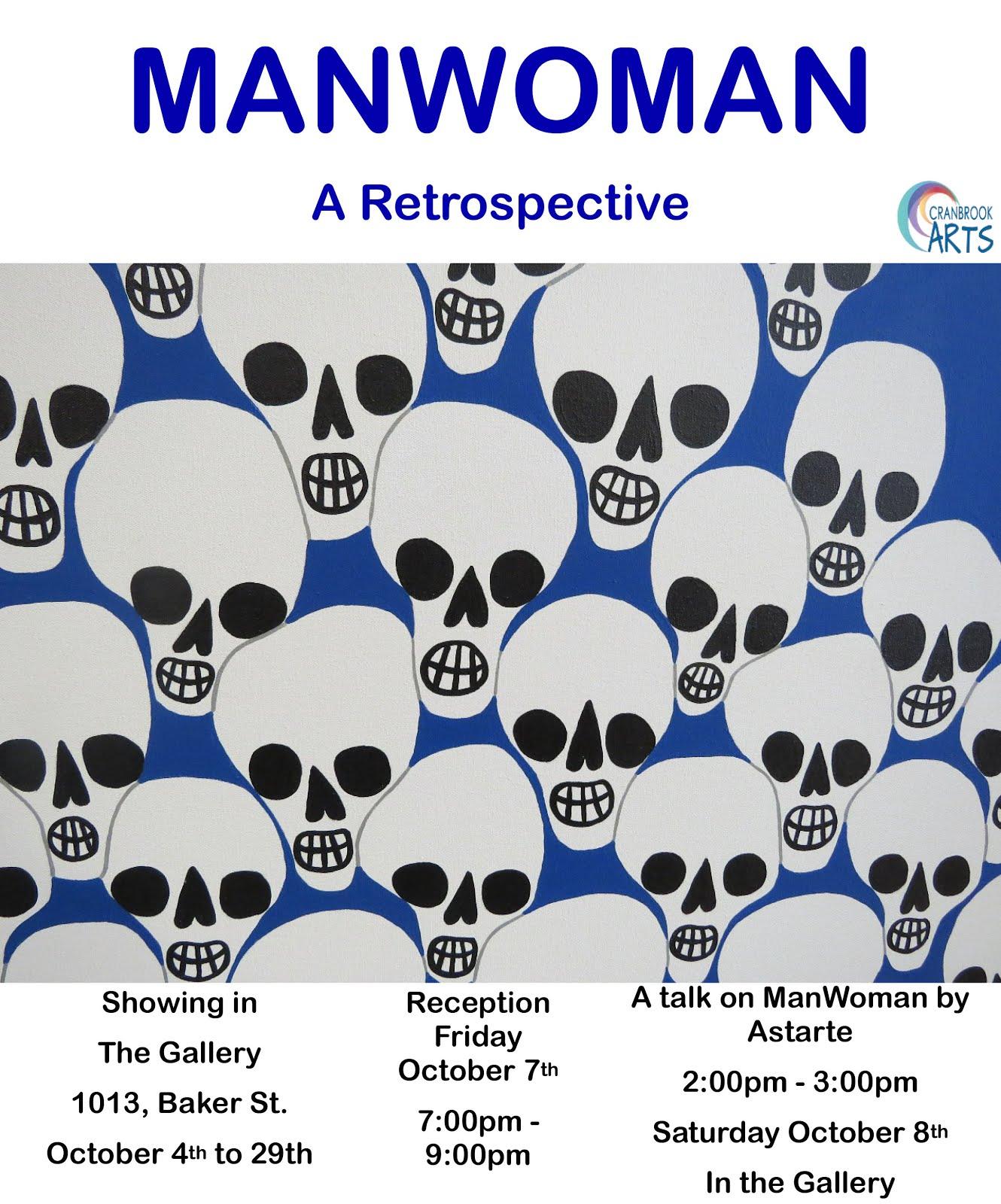 ManWoman Exhibit