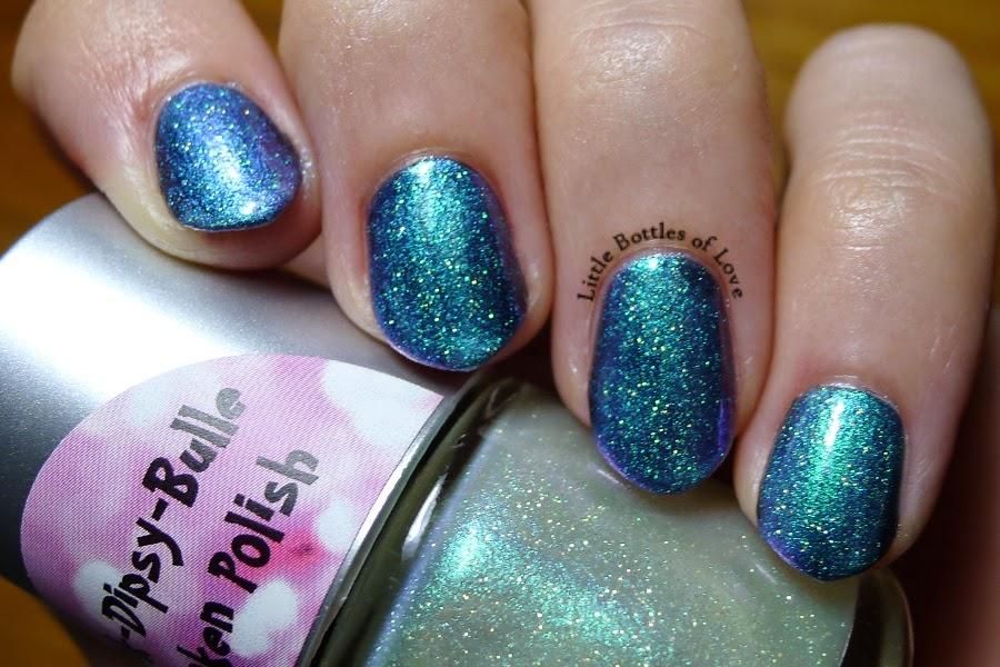 PinkDipsyBulle - Nebula Swatch