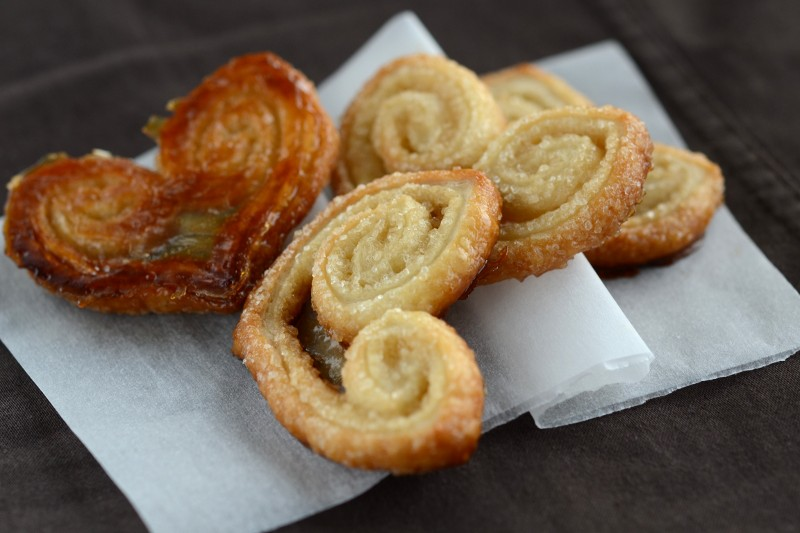 Peanut Butter Chocolate Palmiers (aka Elephant Ears ...