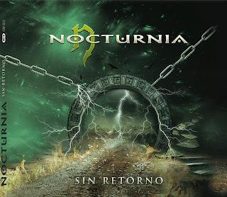 Nocturnia - Sin Retorno (Portada)
